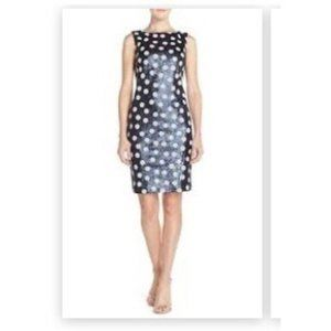 Neiman Marcus Maia sequin dress